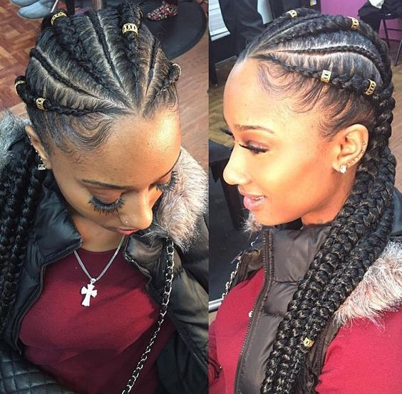 Best Ghana Braids Hairstyles 2021 hairstyleforblackwomen.net 1126