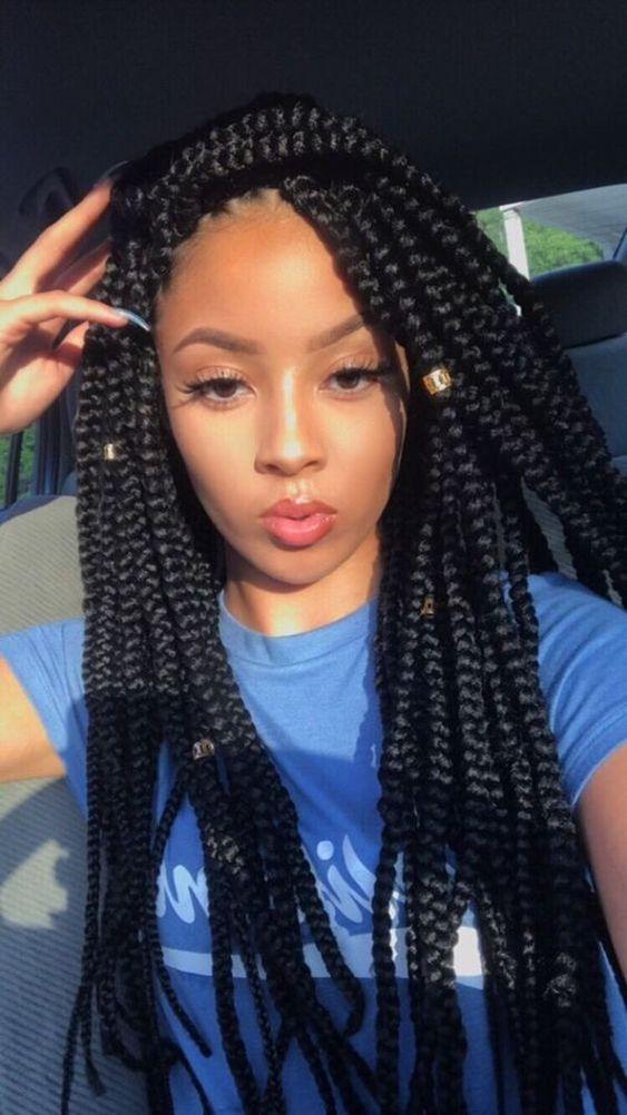 Best Ghana Braids Hairstyles 2021 hairstyleforblackwomen.net 115