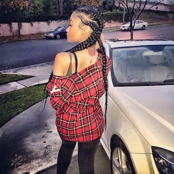 Best Ghana Braids Hairstyles 2021 hairstyleforblackwomen.net 1151