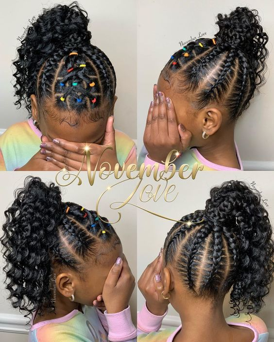 Best Ghana Braids Hairstyles 2021 hairstyleforblackwomen.net 1160