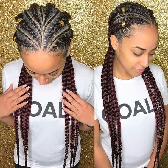 Best Ghana Braids Hairstyles 2021 hairstyleforblackwomen.net 1165