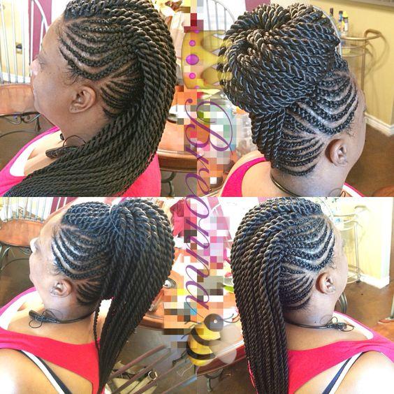 Best Ghana Braids Hairstyles 2021 hairstyleforblackwomen.net 1178
