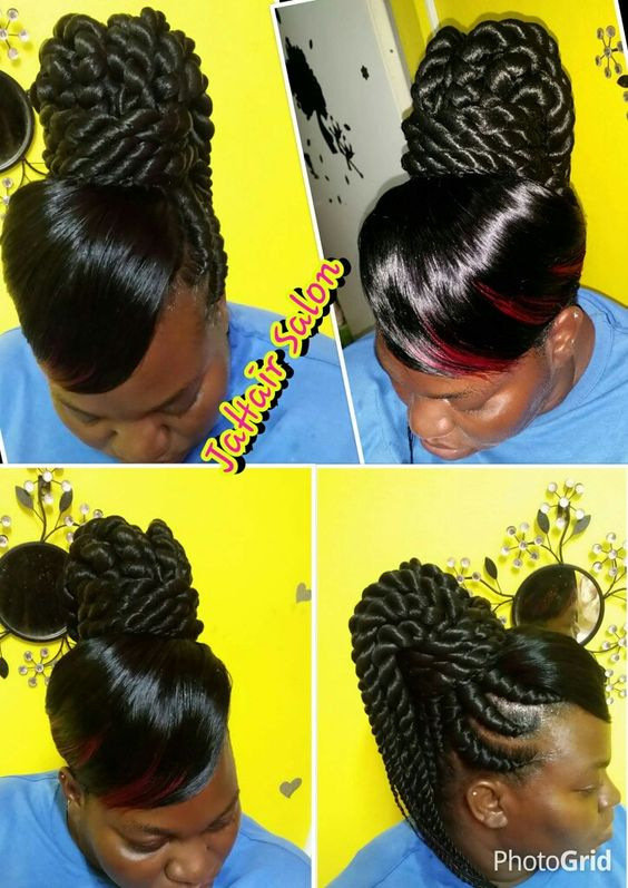 Best Ghana Braids Hairstyles 2021 hairstyleforblackwomen.net 1255