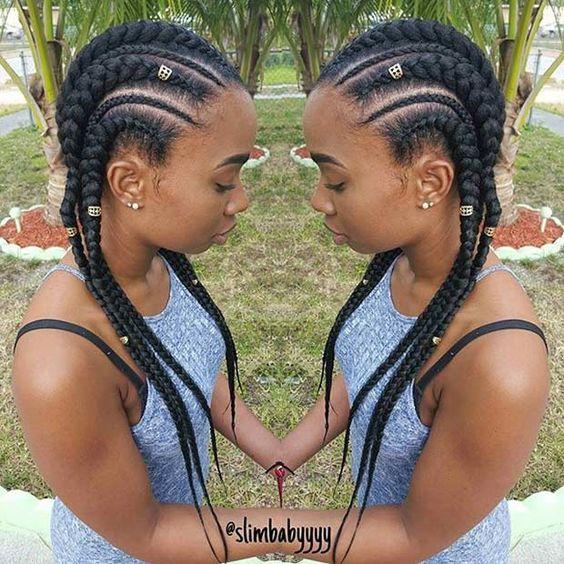 Best Ghana Braids Hairstyles 2021 hairstyleforblackwomen.net 143
