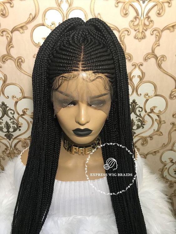 Best Ghana Braids Hairstyles 2021 hairstyleforblackwomen.net 246