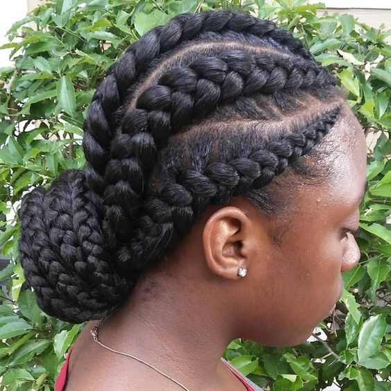 Best Ghana Braids Hairstyles 2021 hairstyleforblackwomen.net 296