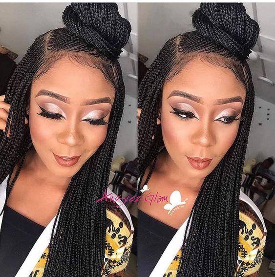 Best Ghana Braids Hairstyles 2021 hairstyleforblackwomen.net 416