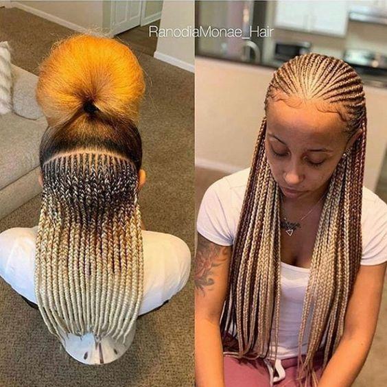 Best Ghana Braids Hairstyles 2021 hairstyleforblackwomen.net 42