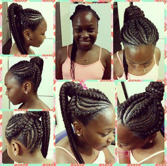 Best Ghana Braids Hairstyles 2021 hairstyleforblackwomen.net 46