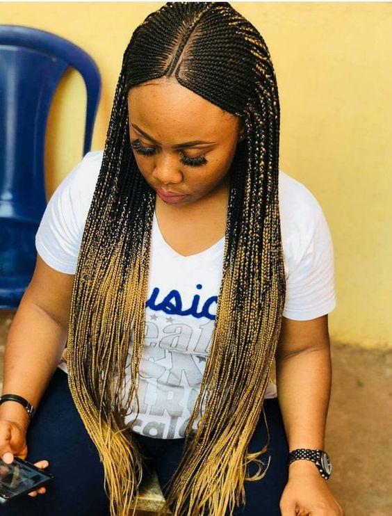 Best Ghana Braids Hairstyles 2021 hairstyleforblackwomen.net 590