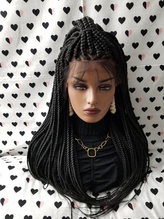 Best Ghana Braids Hairstyles 2021 hairstyleforblackwomen.net 599
