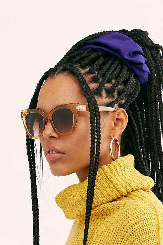 Best Ghana Braids Hairstyles 2021 hairstyleforblackwomen.net 658
