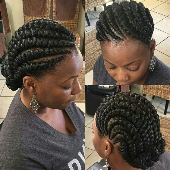 Best Ghana Braids Hairstyles 2021 hairstyleforblackwomen.net 673