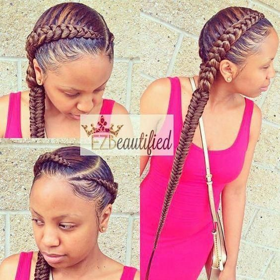 Best Ghana Braids Hairstyles 2021 hairstyleforblackwomen.net 871