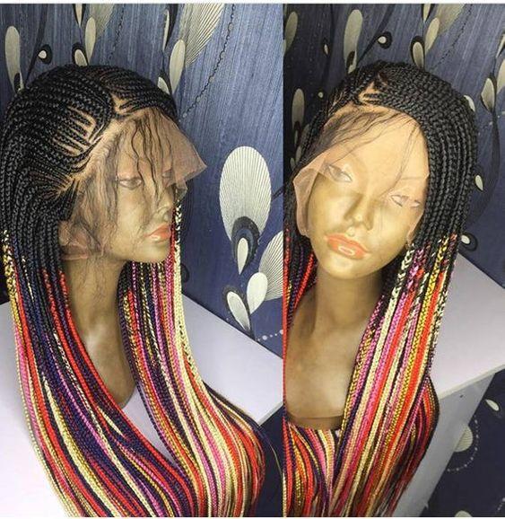 Best Ghana Braids Hairstyles 2021 hairstyleforblackwomen.net 926