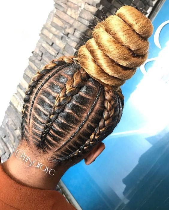 Best Ghana Braids Hairstyles 2021 hairstyleforblackwomen.net 97