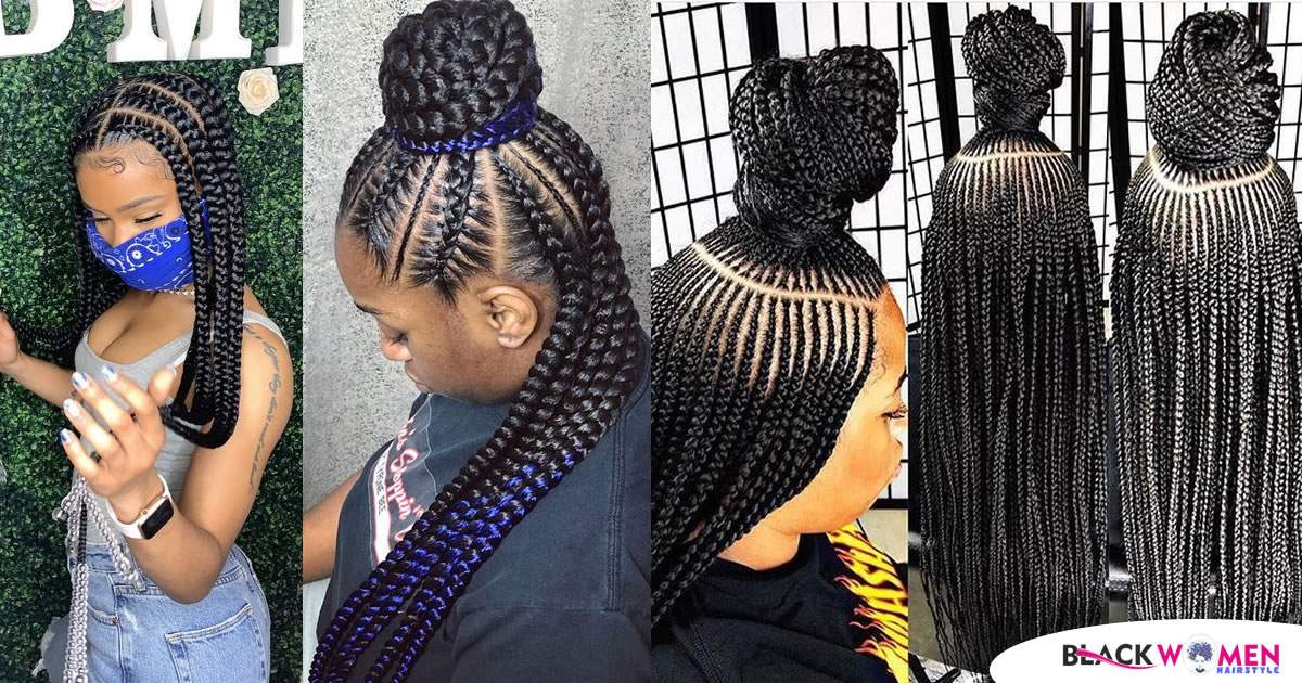 170 Pictures: Best of Latest Hairstyles In Nigeria 2020