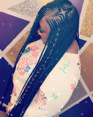 Black Braided Hairstyles for ladies 12