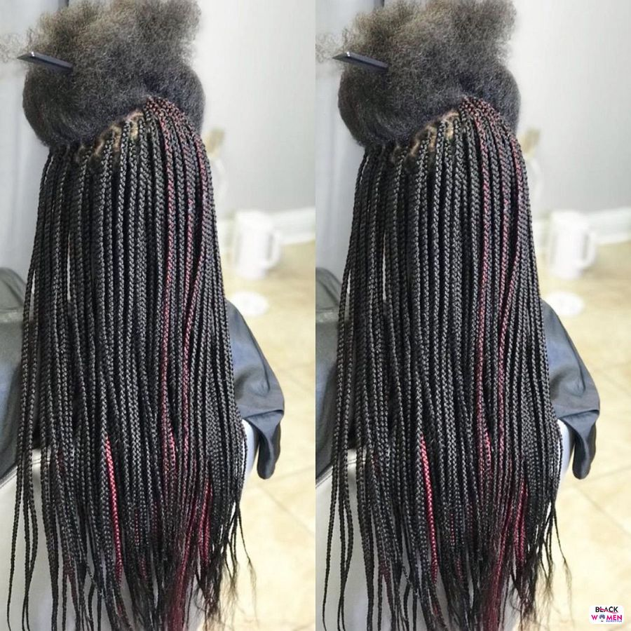 Box Braids hairstyleforblackwomen.net 4345