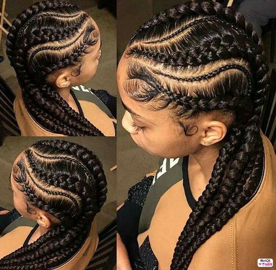 Braided Goddess Goddess Braids Hairstyles 2021 hairstyleforblackwomen.net 2098