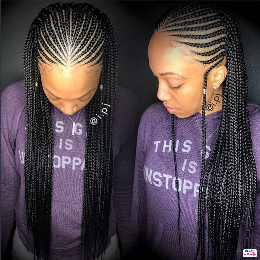 Braided Goddess Goddess Braids Hairstyles 2021 hairstyleforblackwomen.net 3716