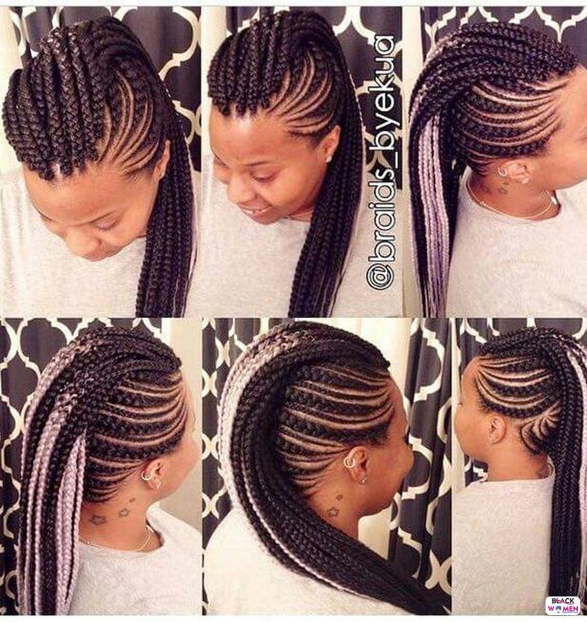 Braided Goddess Goddess Braids Hairstyles 2021 hairstyleforblackwomen.net 4202