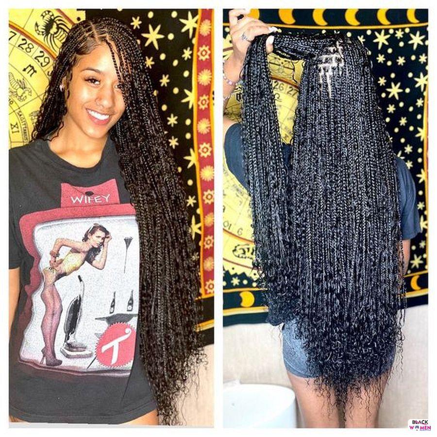 Braided Goddess Goddess Braids Hairstyles 2021 hairstyleforblackwomen.net 4522
