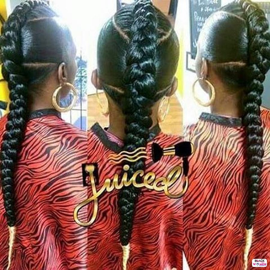 Braided Goddess Goddess Braids Hairstyles 2021 hairstyleforblackwomen.net 5653
