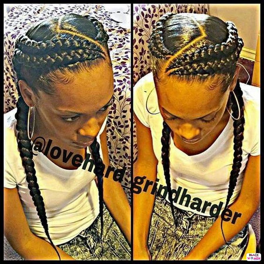 Braided Goddess Goddess Braids Hairstyles 2021 hairstyleforblackwomen.net 6267