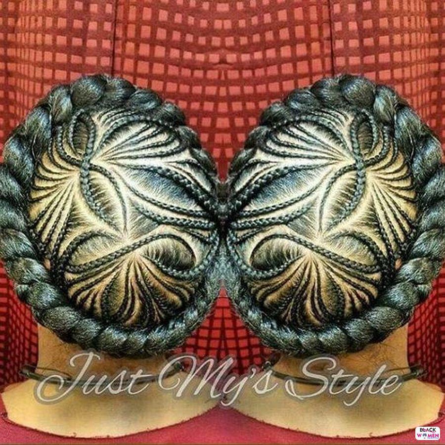 Braided Goddess Goddess Braids Hairstyles 2021 hairstyleforblackwomen.net 6374