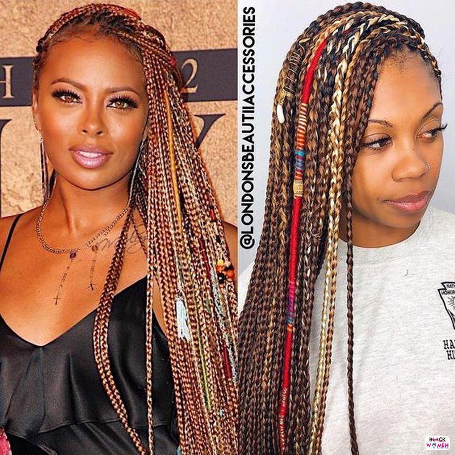 Braided Goddess Goddess Braids Hairstyles 2021 hairstyleforblackwomen.net 6661