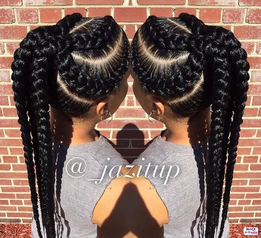 Braided Goddess Goddess Braids Hairstyles 2021 hairstyleforblackwomen.net 6920