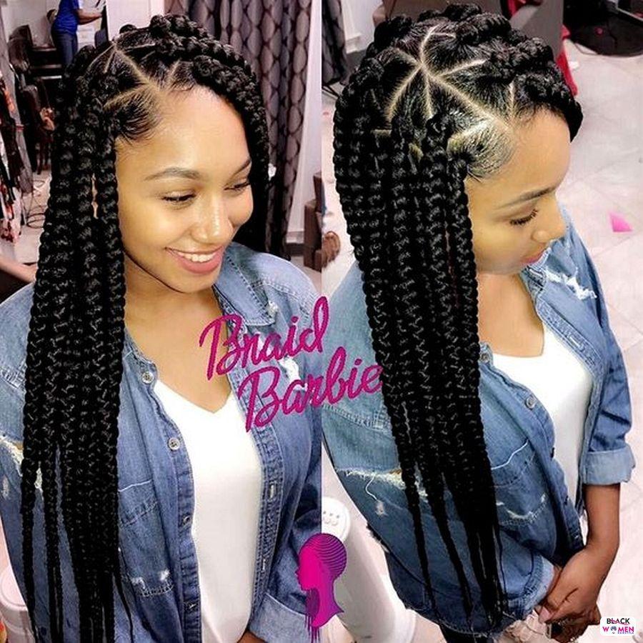 Braided Goddess Goddess Braids Hairstyles 2021 hairstyleforblackwomen.net 7491
