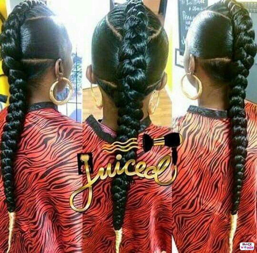 Braided Goddess Goddess Braids Hairstyles 2021 hairstyleforblackwomen.net 8336