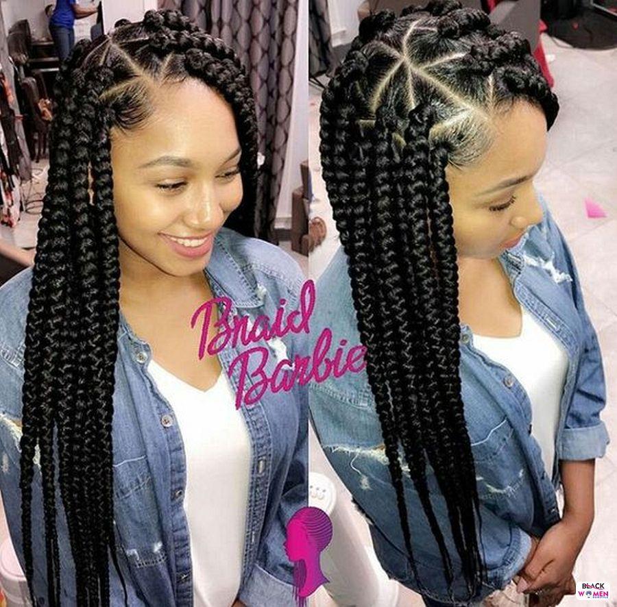 Braided Goddess Goddess Braids Hairstyles 2021 hairstyleforblackwomen.net 8562