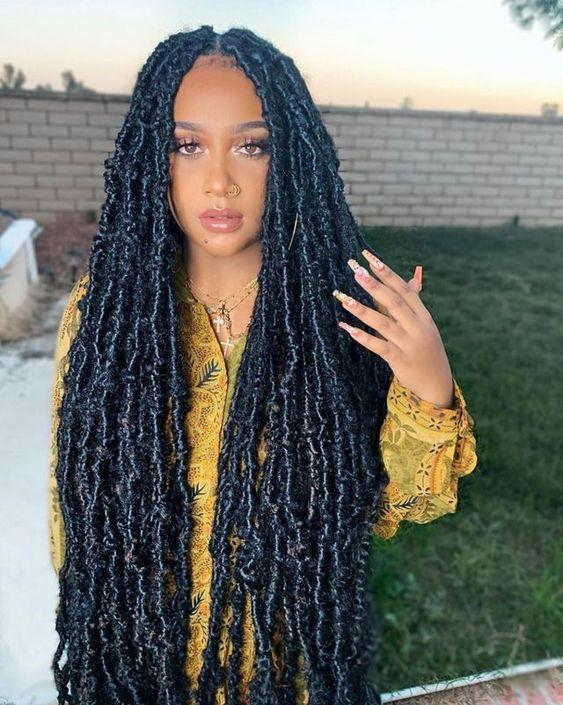 Ghana Braids Styles 2021 hairstyleforblackwomen.net 1066