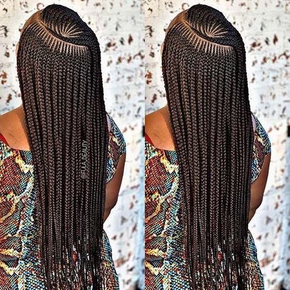 Ghana Braids Styles 2021 hairstyleforblackwomen.net 1170