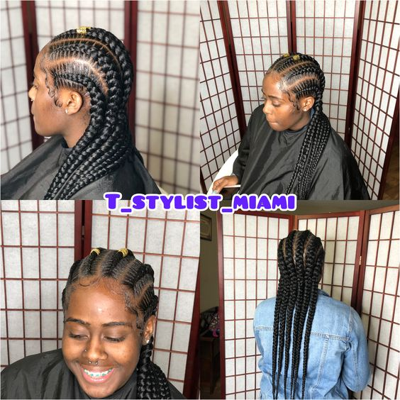 Ghana Braids Styles 2021 hairstyleforblackwomen.net 1293