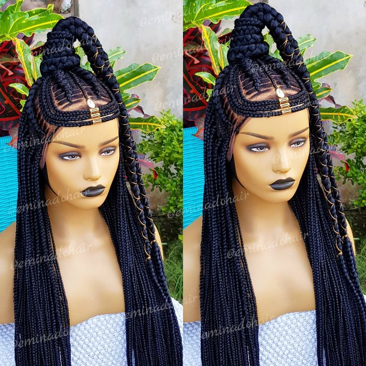 Ghana Braids Styles 2021 hairstyleforblackwomen.net 1461