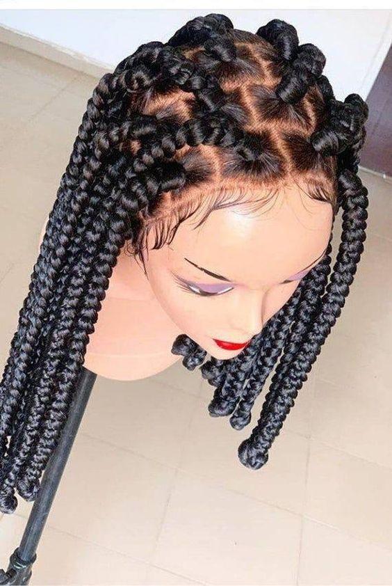 Ghana Braids Styles 2021 hairstyleforblackwomen.net 1501