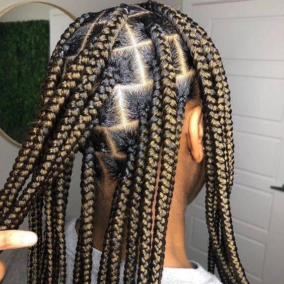 Ghana Braids Styles 2021 hairstyleforblackwomen.net 16