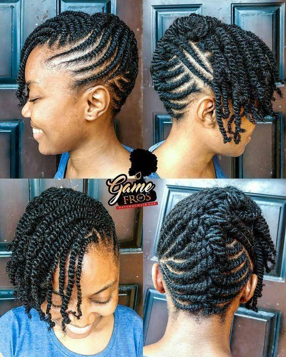 Ghana Braids Styles 2021 hairstyleforblackwomen.net 177