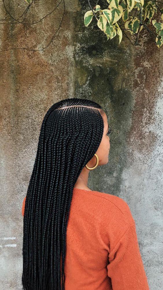 Ghana Braids Styles 2021 hairstyleforblackwomen.net 1813