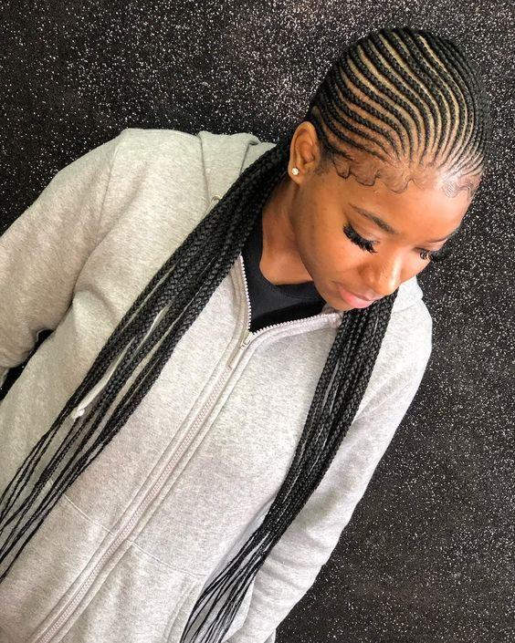 Ghana Braids Styles 2021 hairstyleforblackwomen.net 307