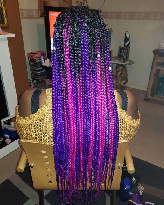 Ghana Braids Styles 2021 hairstyleforblackwomen.net 312