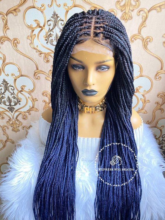 Ghana Braids Styles 2021 hairstyleforblackwomen.net 3457