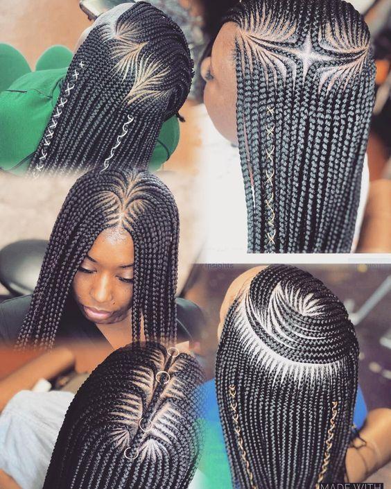 Ghana Braids Styles 2021 hairstyleforblackwomen.net 3483