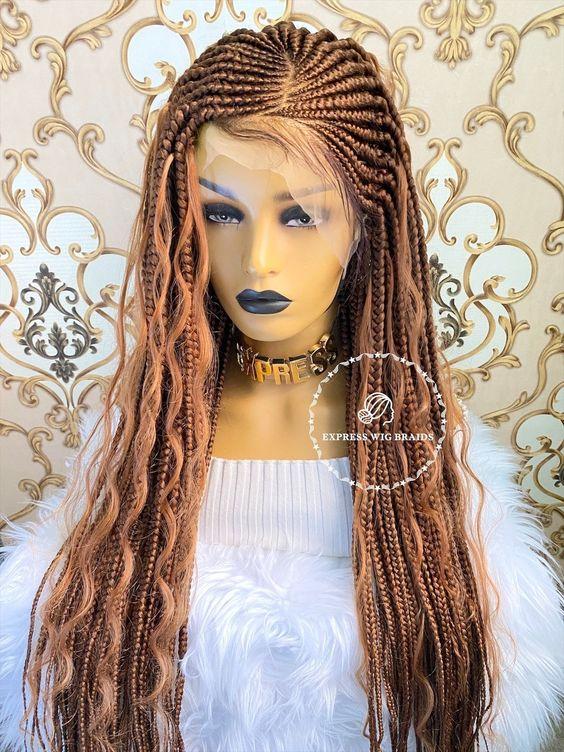 Ghana Braids Styles 2021 hairstyleforblackwomen.net 3501