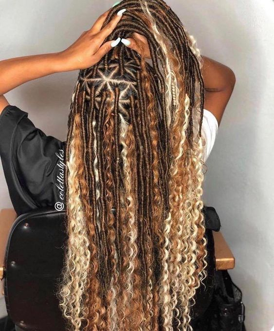 Ghana Braids Styles 2021 hairstyleforblackwomen.net 3692
