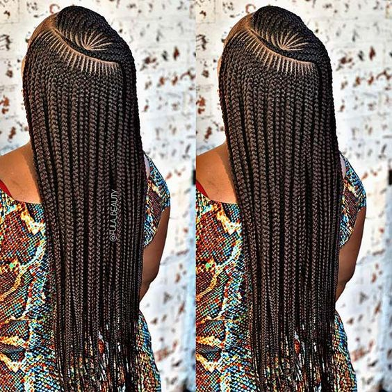 Ghana Braids Styles 2021 hairstyleforblackwomen.net 3711